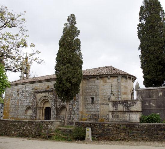 Igrexa de Santa María de Melide