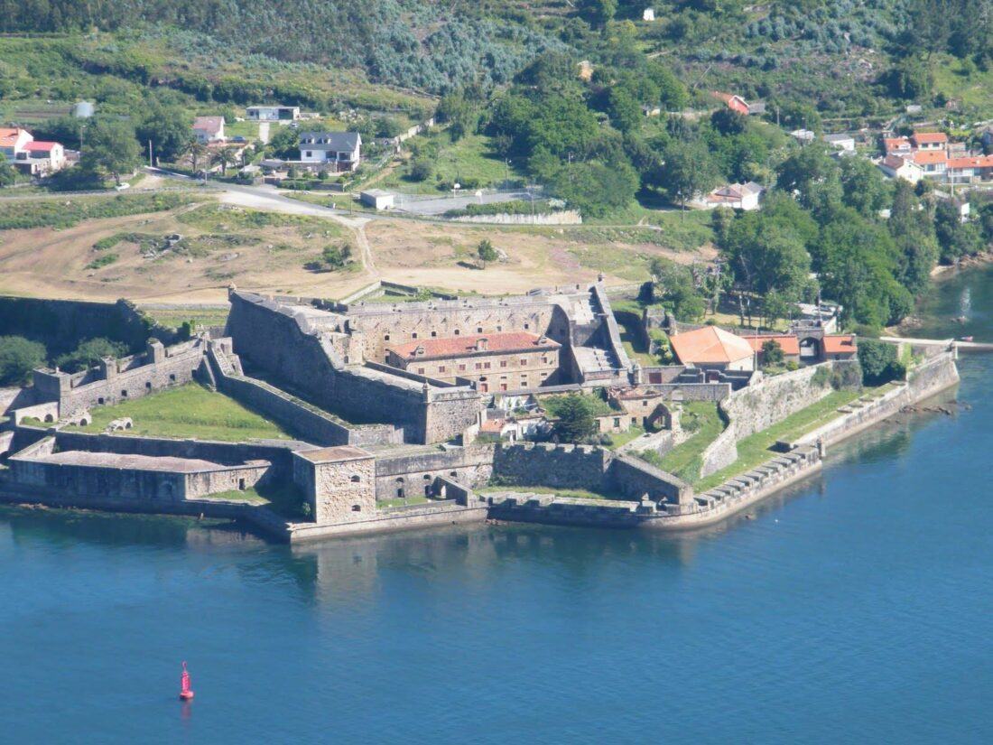 Castelo San Fernado, Ferrol